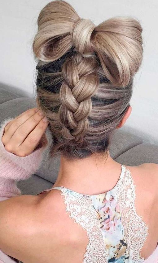 Braid Hairstyles for Charming Look