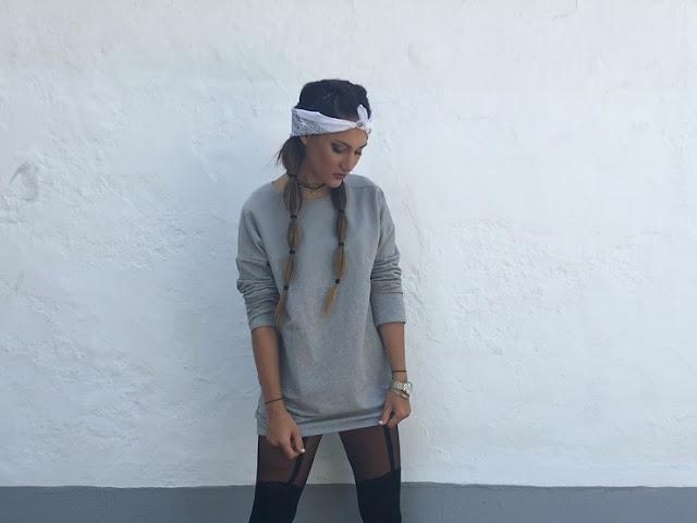 Sudadera sahana blog de moda