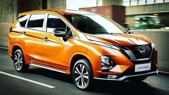 Nissan Livina 2019 Terbaru