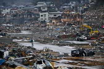 Maremoto en Japón