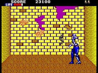 Shinobi, ¿el mejor ninja de Sega Master System?