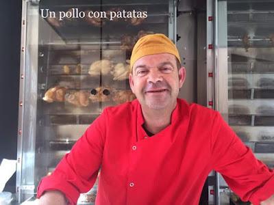 hoy follo con fatatas, Clúa, pollero, Calaceite y comarca