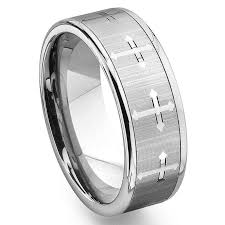 Wedding Rings Tungsten