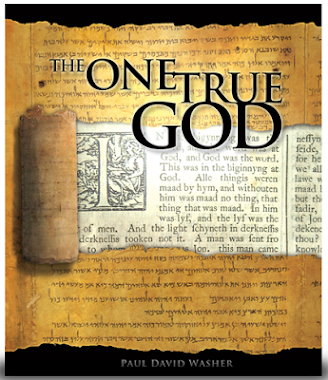 Recommended Study - The One True God. Click to download for free!