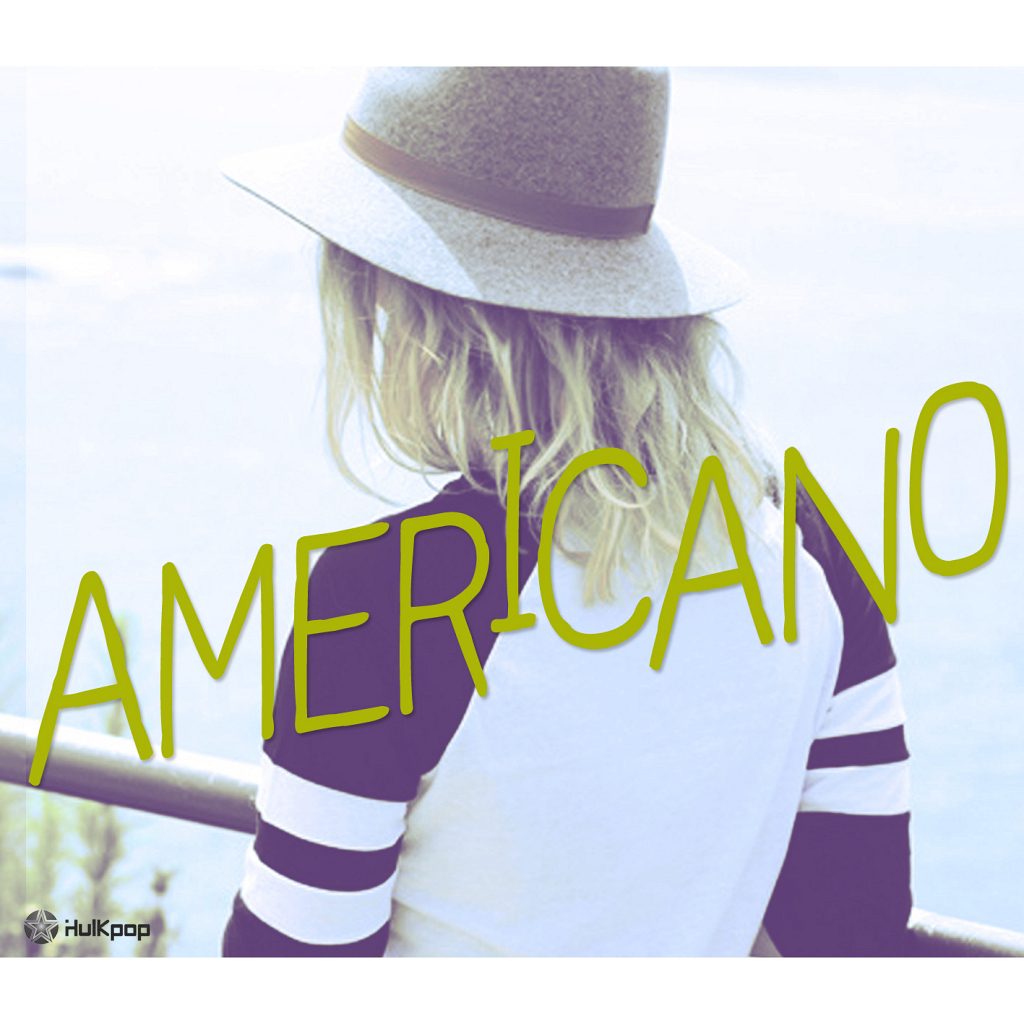 [Single] Americano – 새벽에 오는 비를 보며