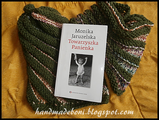 """""""Towarzyszka Panienka """" Monika Jaruzelska"""