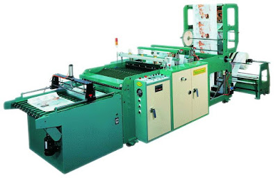 Special Side Welding & Side Sealing Plastic Bags Making Machine