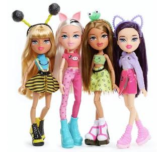 dolls, Bratz