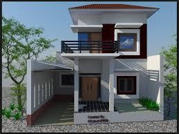 Desain Terbaru Rumah Minimalis 2 Lantai Type 70 Paling Nyaman Untuk Tempat Tinggal 3