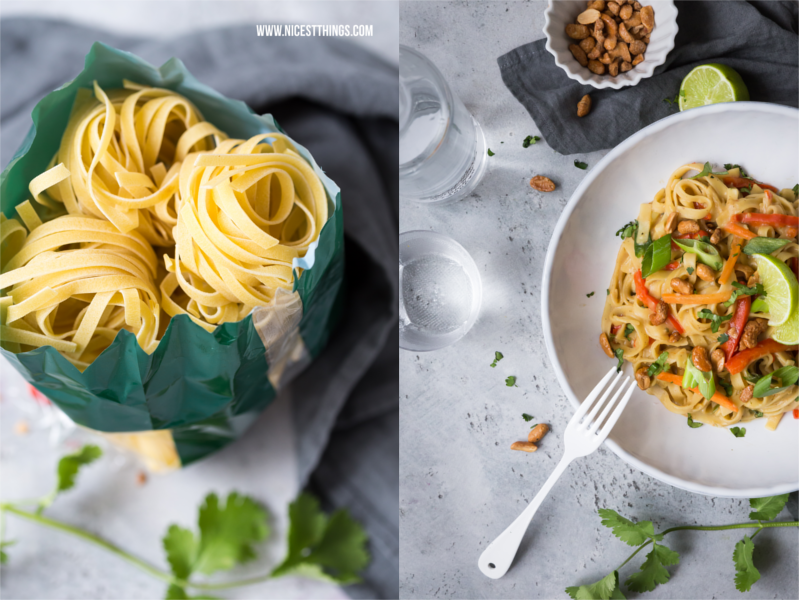 Asiatische One Pot Pasta HelloFresh