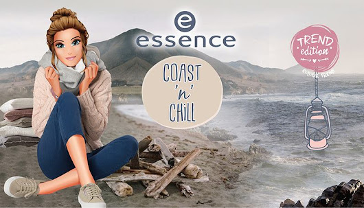 Essence Coast 'n' Chill  | Różowy świat Marthe