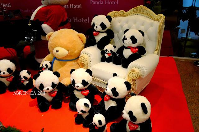 Panda Hotel Hongkong Mommy Queenelizabeth