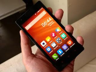 Cara Flash Xiaomi Redmi 1