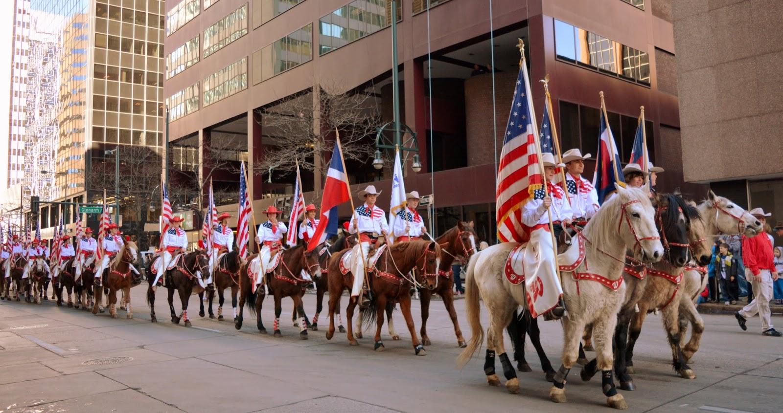 Mille Fiori Favoriti National Western Stock Show Parade