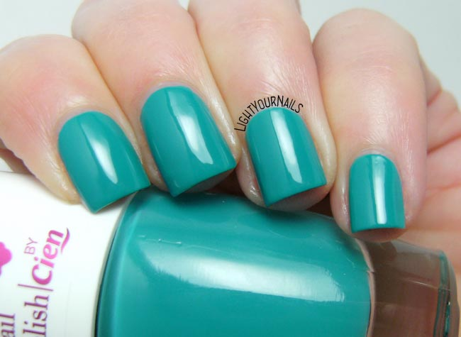 Cien Tropical Summer 6 Turquoise