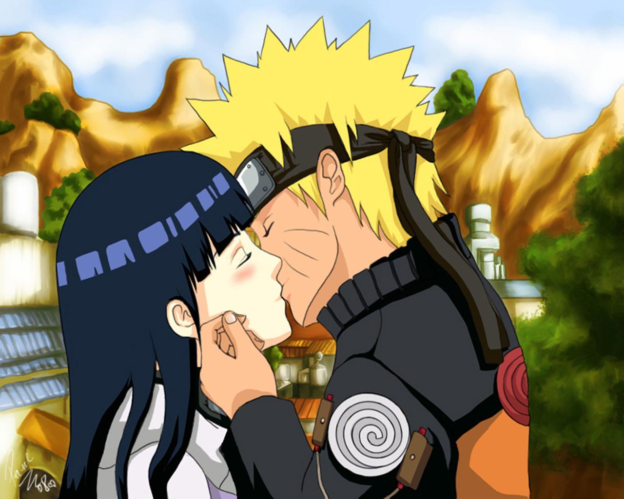 Central Otaku: Sessão Casal: Naruto e Hinata