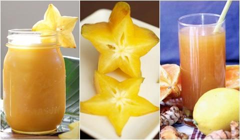 Resep jus belimbing untuk menurunkan tekanan darah tinggi