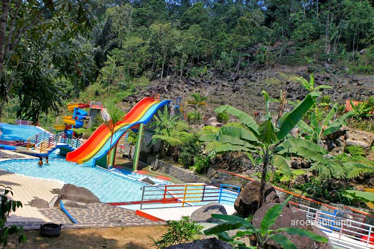 [CoC Regional: Lokasi Wisata] Batur Agung Mount of Fun Kedungbanteng Banyumas