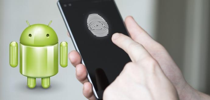 كيفية تأمين أي تطبيق اندرويد مع بصمات الأصابع الخاصة بك