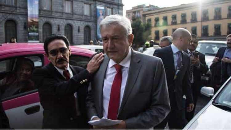 Estado Mayor cuidará a AMLO hasta que tome posesión.