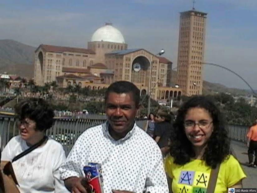 Visita ao Santuário em 2003 - O que fazer em Aparecida - São Paulo