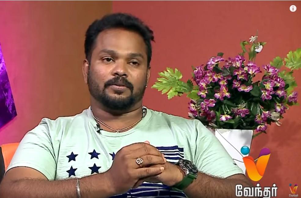 Vendharin Virunthinar – Real Voice Behind Shinchan – Dubbing Artist Raghuvaran Interview