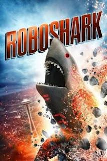 Download Film Roboshark (2015) 720p WEB-DL 600MB