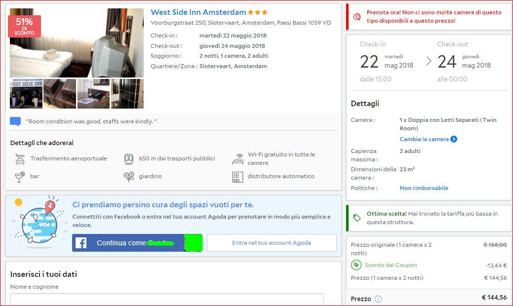 Fly&SleepUnder100€: Vacanza ad Amsterdam (Olanda) - 2 giorni ...
