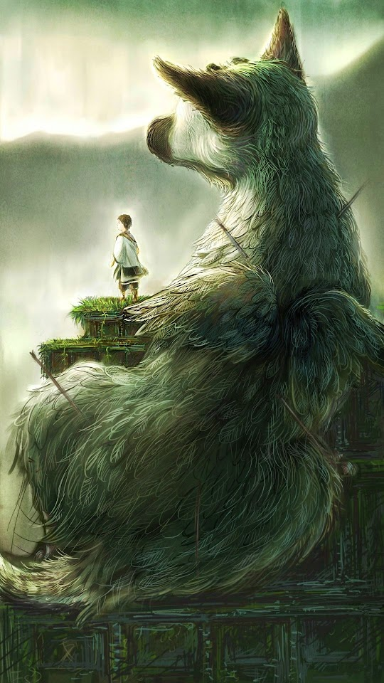 The Last Guardian 2016 Galaxy Note HD Wallpaper