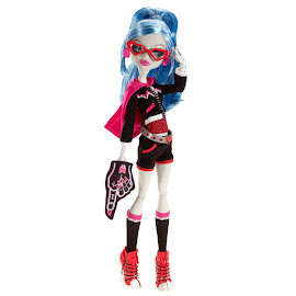 MH Go Monster High Team!!! Ghoulia Yelps Doll