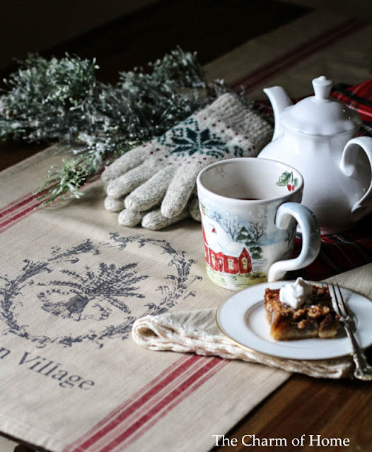 Hot Cocoa & Dessert: The Charm of Home