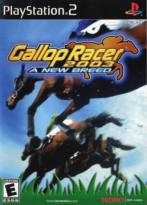 Gallop Racer 2003: A New Breed