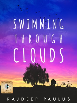 Book Cover - Swimming Through Clouds by Rajdeep Paulus