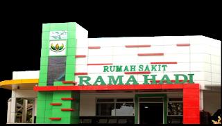 informasi lowongan kerja medis terbaru di RS Ramahadi - Perawat
