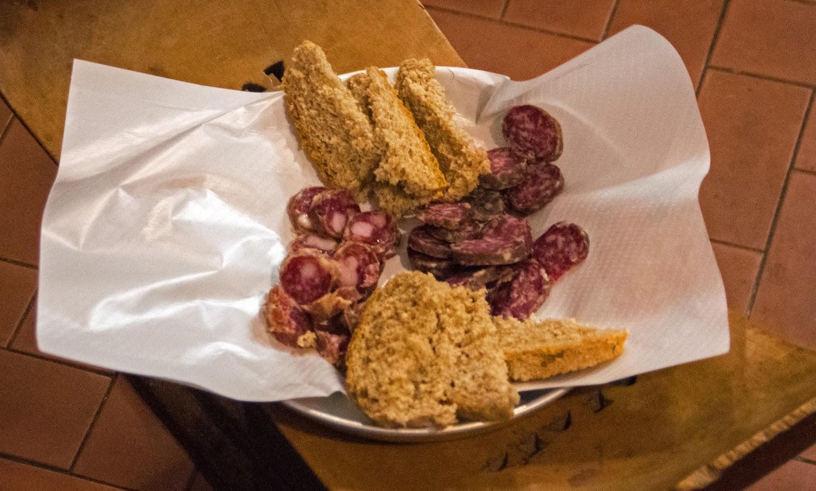 Secret Food Tour Rome