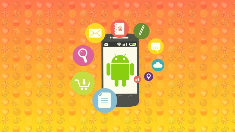 The Complete Android Nougat and Lollipop App Tutorials - udemy course