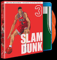 SLAM DUNK. Temporada 3