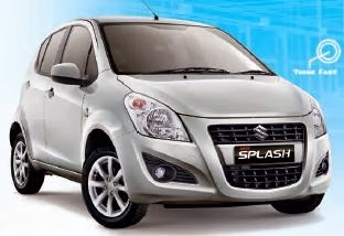 harga suzuki splash