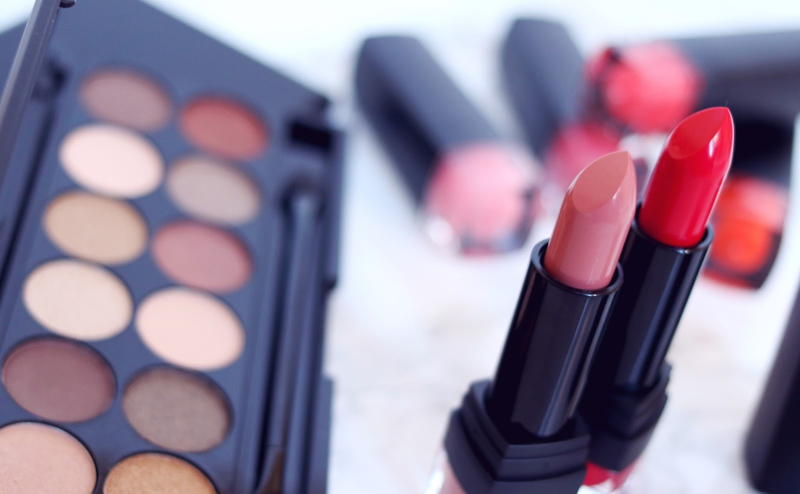 Sleek Makeup Lip VIP Lipsticks