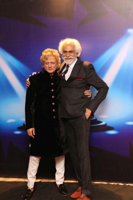 (L-R) Rohit Bal, Sunil Sethi
