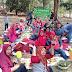 Rekreasi Bersama Persit KCK Ranting 12 Koramil 0819/11 Beji