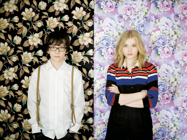 Asa Butterfield - Chloë Moretz for independent.co.uk