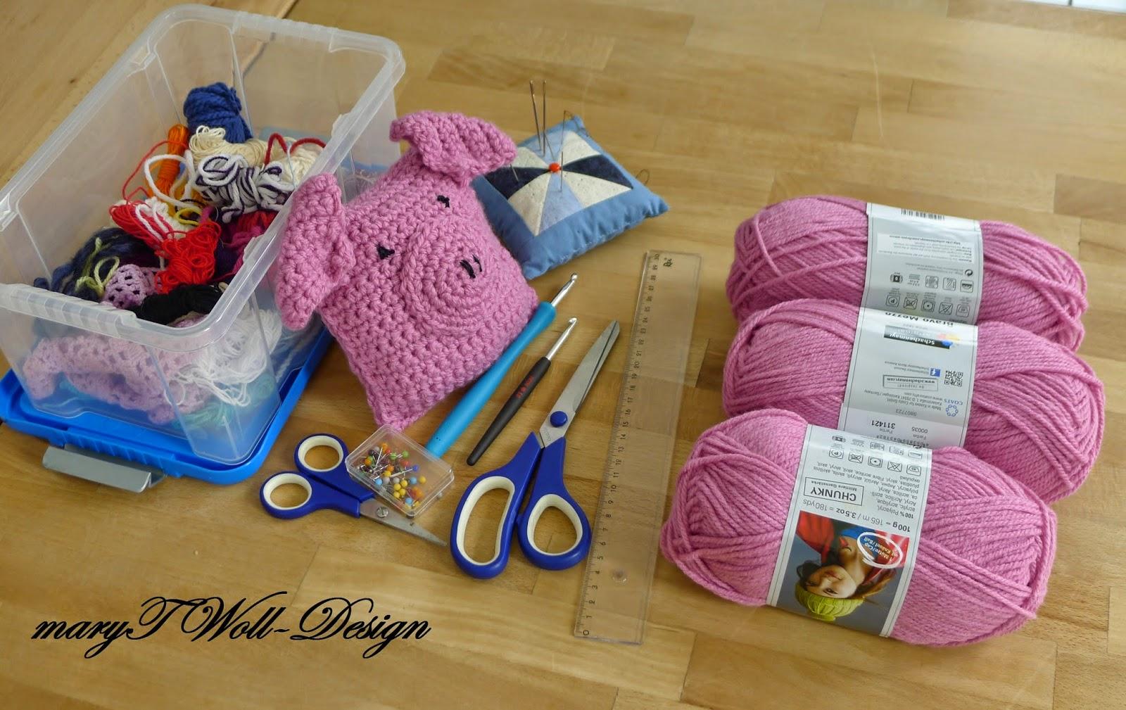 Maryt Woll Design Häkeln Mit Kinder Eine Nette Runde
