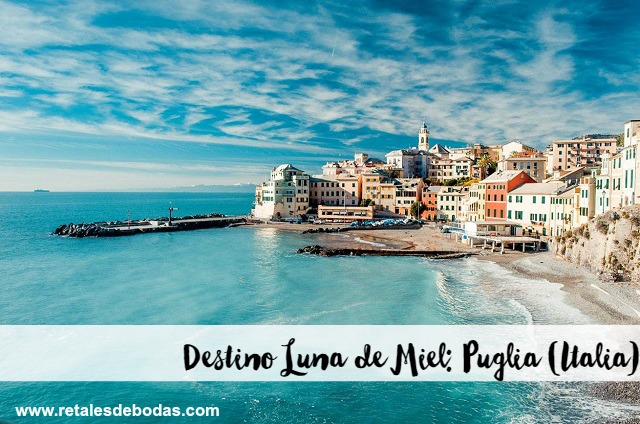 ideas luna de miel puglia italia blog bodas viajes novios