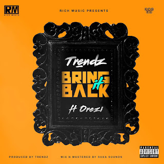"Trendz official releases debut single titled ""Bring it Back"