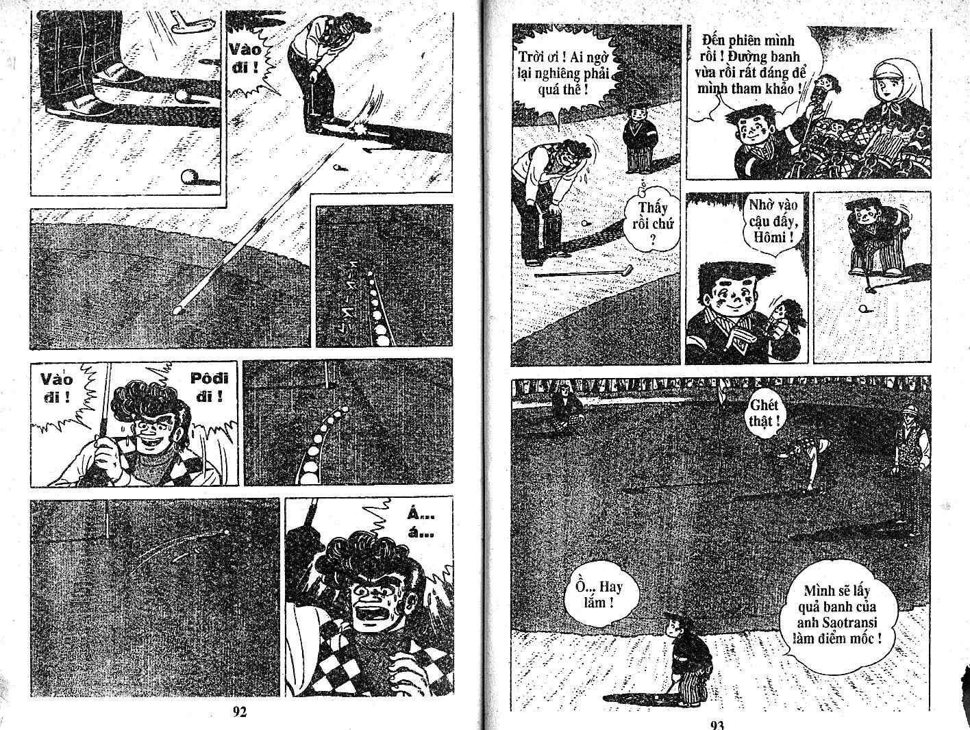 Ashita Tenki ni Naare chapter 24 trang 44