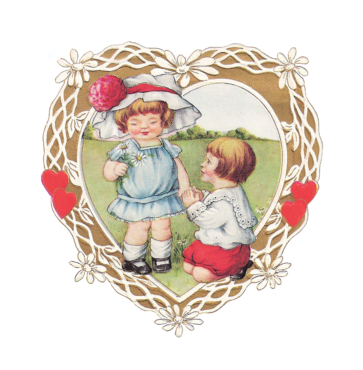 From british antique dealers, genuine victorian valentines cards shipping throughout the uk and. Antique Images: Free Valentine Clip Art: Vintage Valentine ...