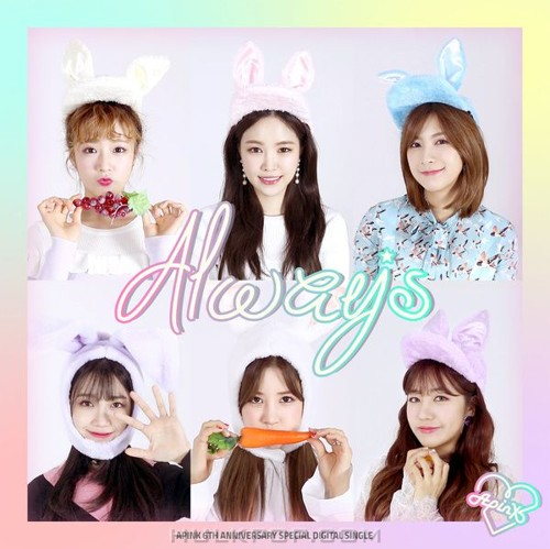 Apink – Always – Single (ITUNES PLUS AAC M4A)