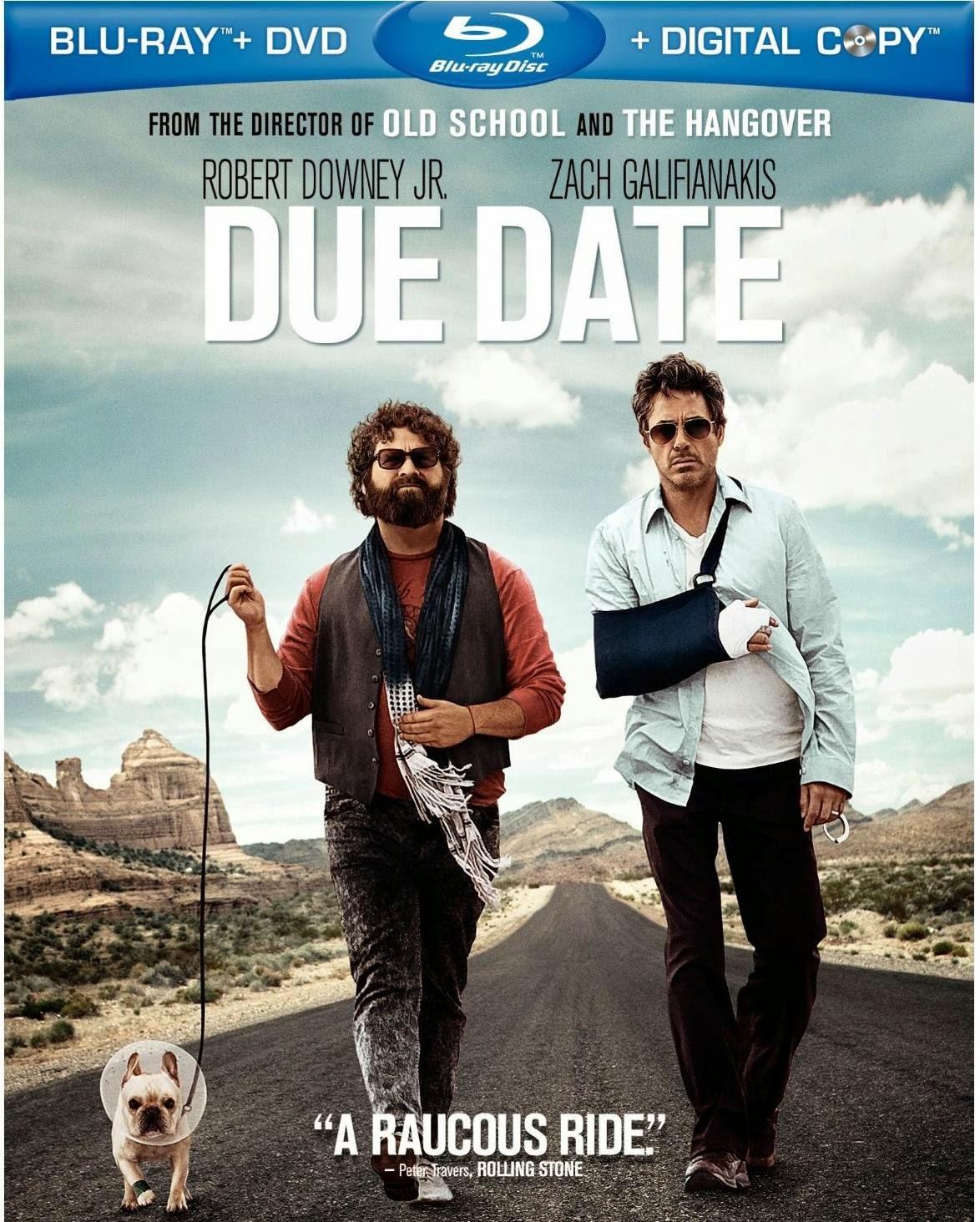 Due Date (2010) ταινιες online seires xrysoi greek subs