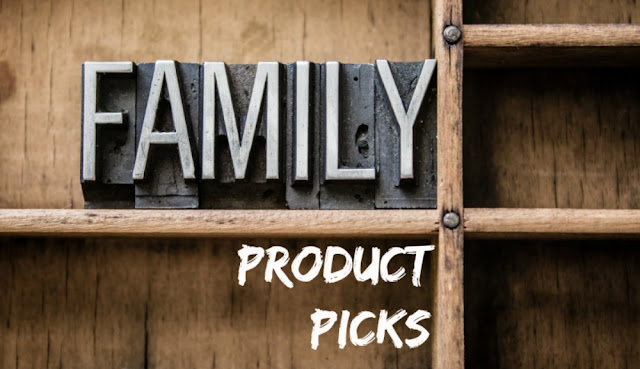 Lunchbox Dad's May Family Product Picks